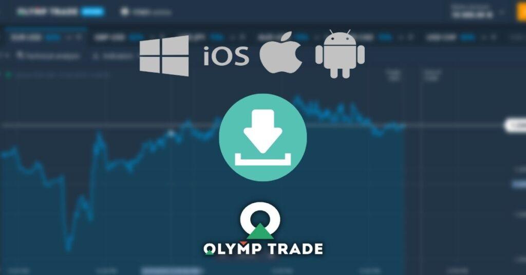Cómo descargar la aplicación Olymp Trade